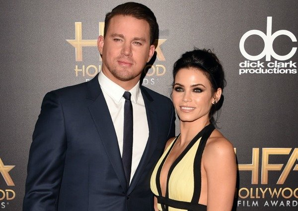 channing tatum birthday message ; channing-and-jenna-1
