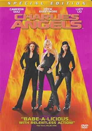 charlie's angels birthday card ; 51q2vsxS98L