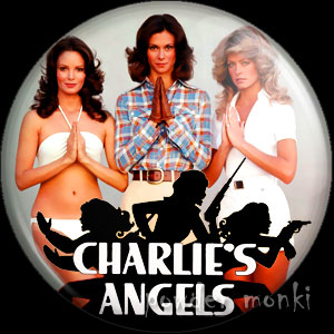 charlie's angels birthday card ; tv_charlies-angels