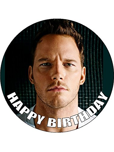 chris pratt birthday card ; 51OmZ6VsTXL