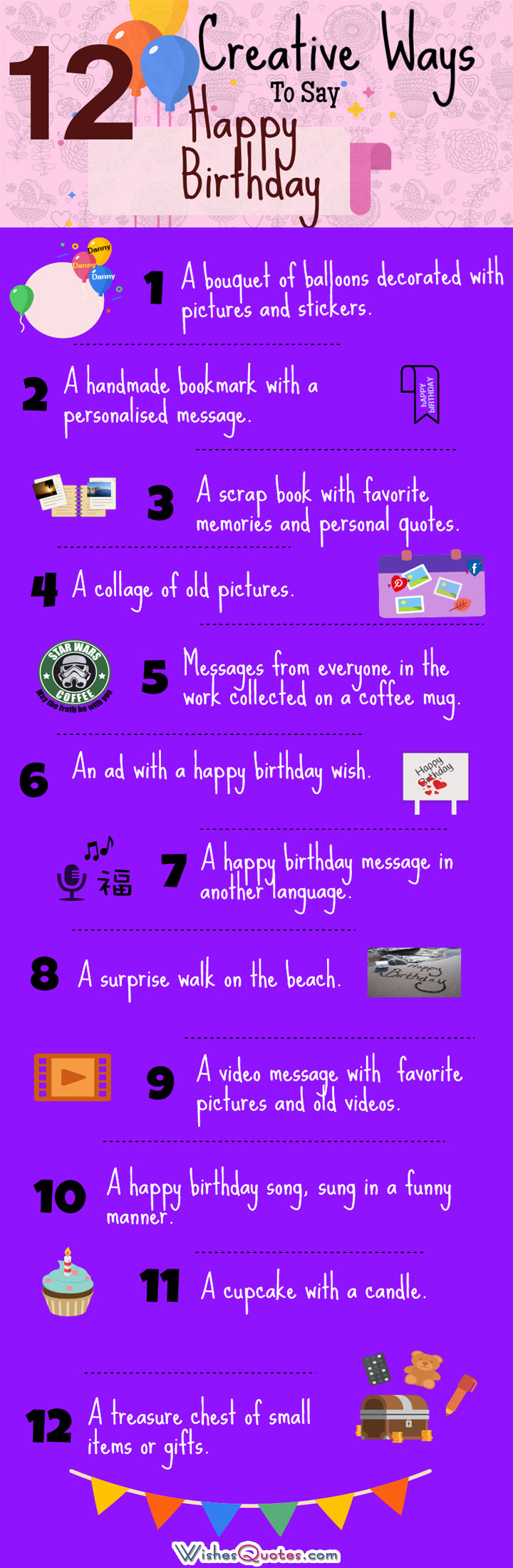 clever ways to say happy birthday ; 12-Creative-to-Say-Happy-Birthday-Infographic