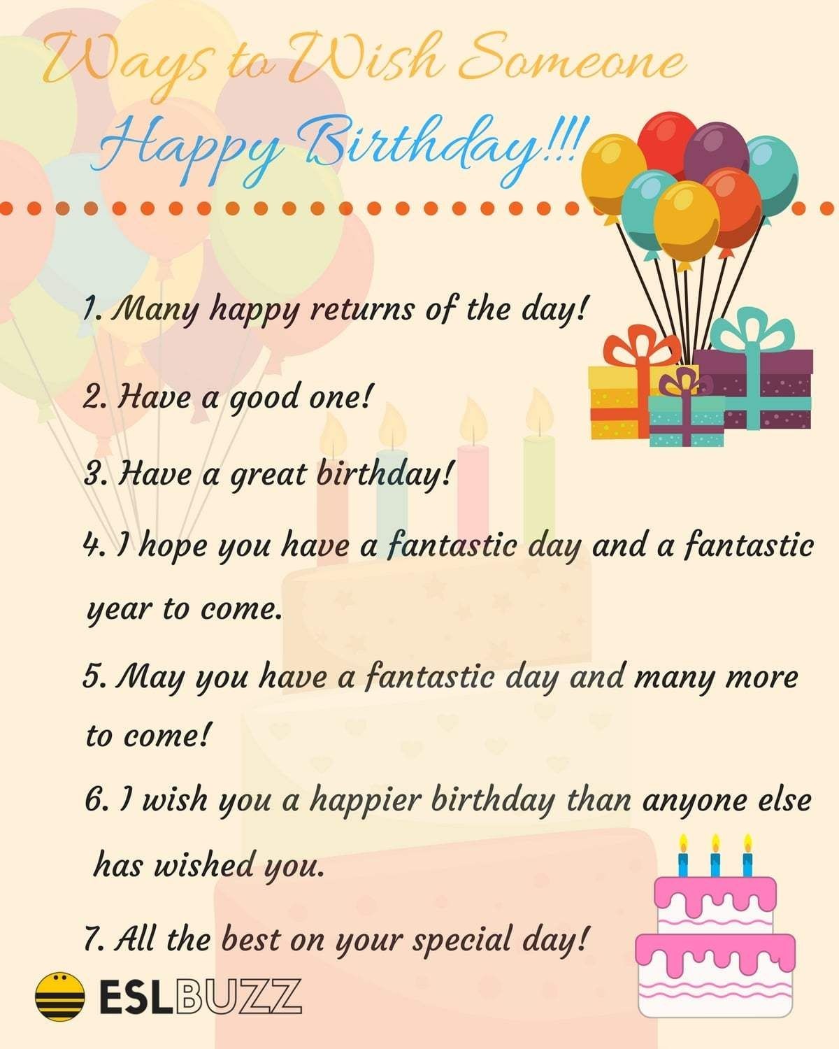 clever ways to say happy birthday ; 8d48a109822db21639bedc41e111e031