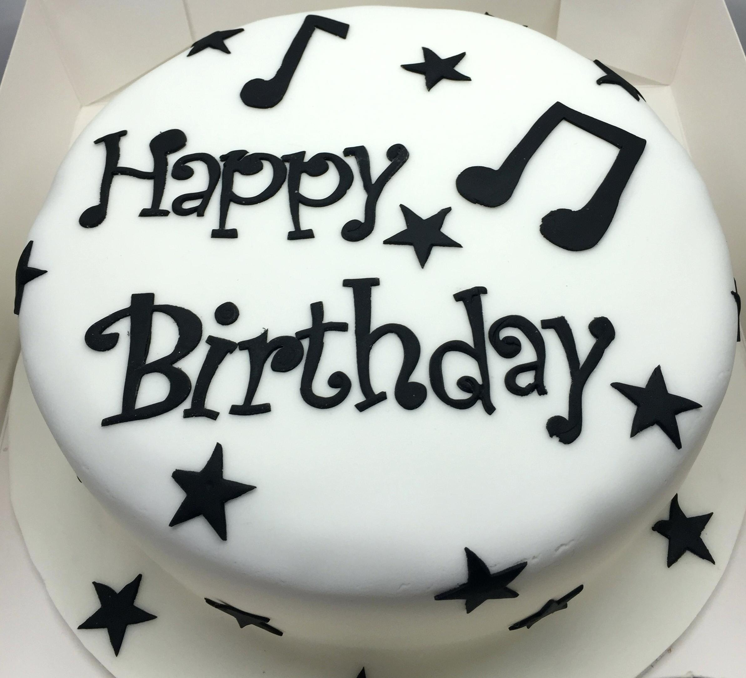 color combinations for birthday cakes ; classical-music-birthday-cakes-music-birthday-cake-hours-of-fun-baking-just-for-fun-white-and-black-color-combination-design