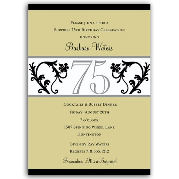 color motif for 75th birthday ; 75th-birthday-invitations-together-with-a-picturesque-view-of-your-Birthday-Invitation-Templates-using-delightful-invitations-11