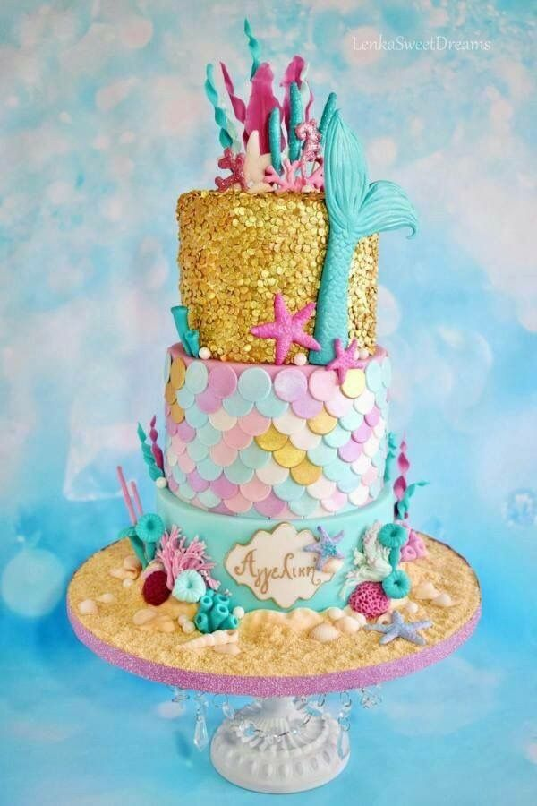 colorful birthday cakes for girls ; 180509edc6909269e825eebbc875edd5