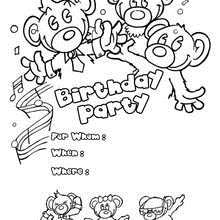 colouring pages for birthday ; bear-party-invitation_5ek