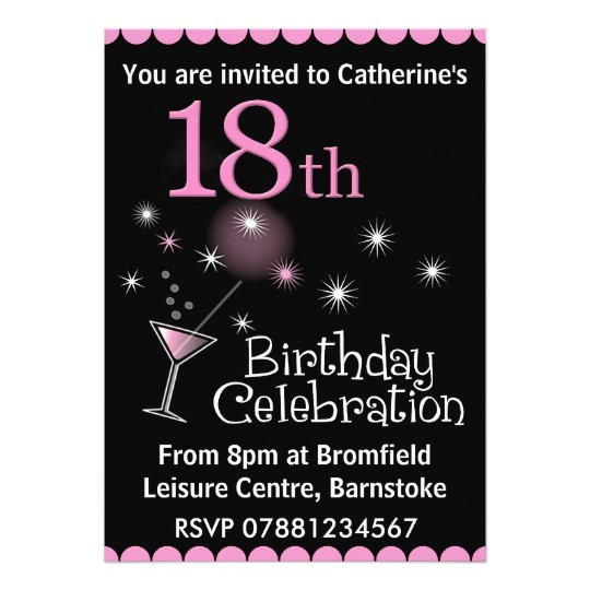 cool 18th birthday invitation ideas ; Interesting-18Th-Birthday-Party-Invitations-Which-Can-Be-Used-As-Printable-Birthday-Invitations