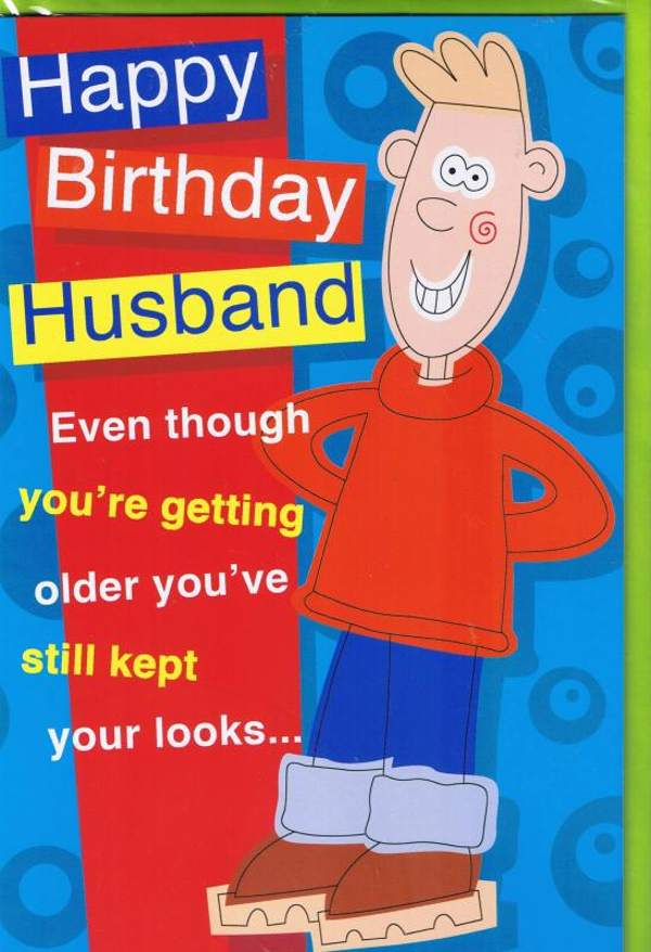 cool birthday message for husband ; happy-birthday-funny-quotes-for-husband