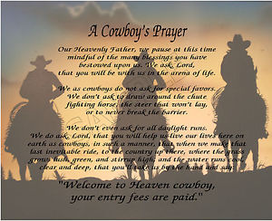 cowboy birthday poem ; s-l300