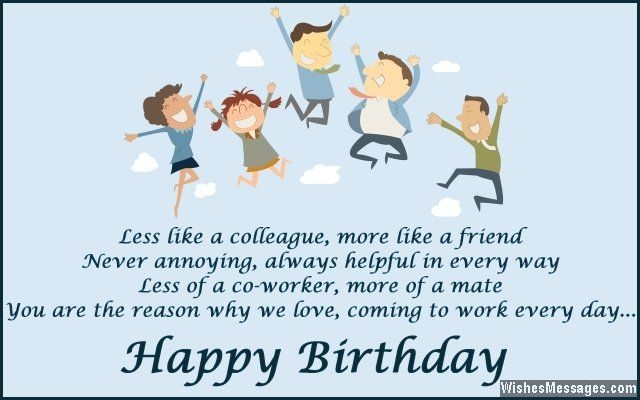coworker birthday card ; birthday-card-messages-for-coworker-birthday-wishes-for-colleagues-quotes-and-messages-birthday