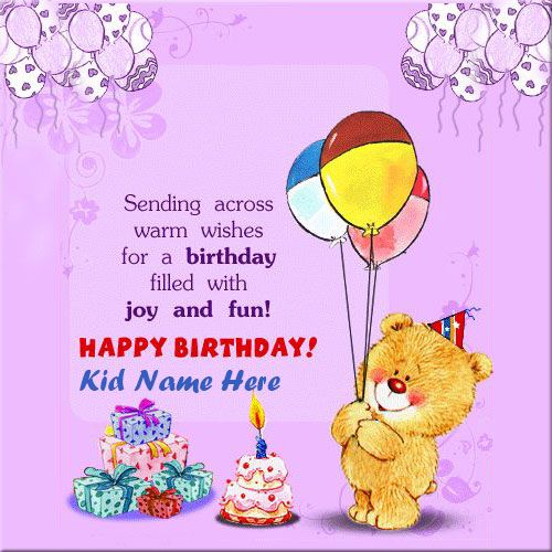 create birthday card online with name free ; what-to-write-in-a-kids-birthday-card-write-name-on-happy-birthday-wishes-cards-for-kids-online-create-free