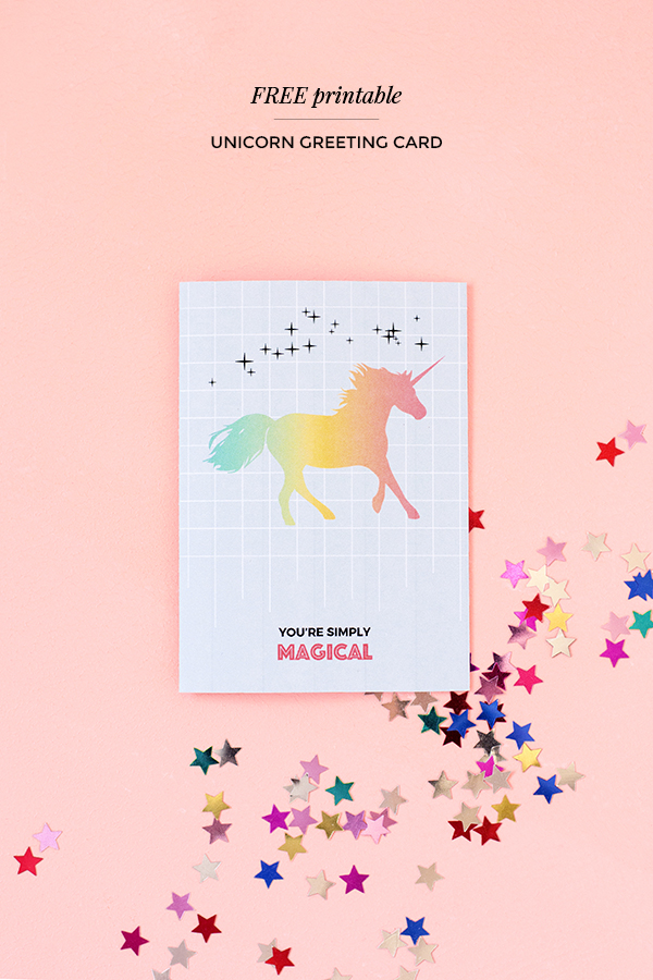 create birthday cards online free printable ; make-greeting-cards-online-free-printable-printable-unicorn-greeting-card-make-and-tell-ideas