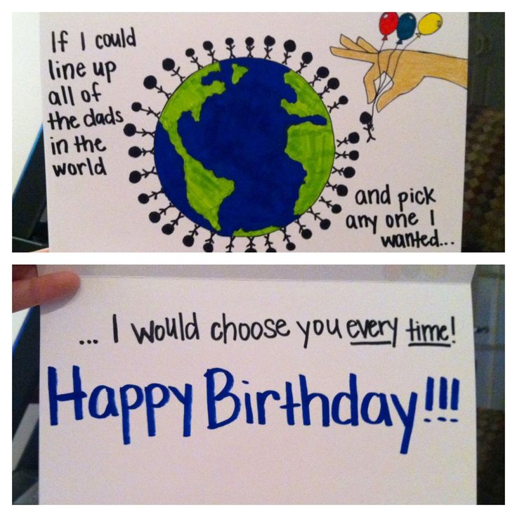 creative birthday card ideas for dad ; 7-5