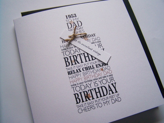creative birthday card ideas for dad ; e3f52deb6d96085b59185c4a4bc1b2e1--birthday-cards-for-dad-vintage-year