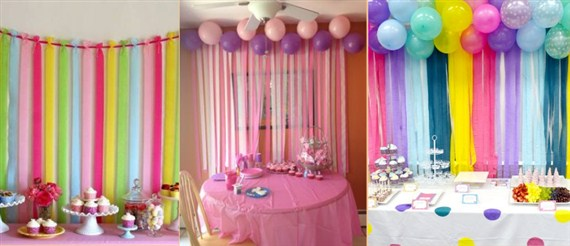 crepe paper design for birthday ; Backdrop-Ideas-for-Parties_1