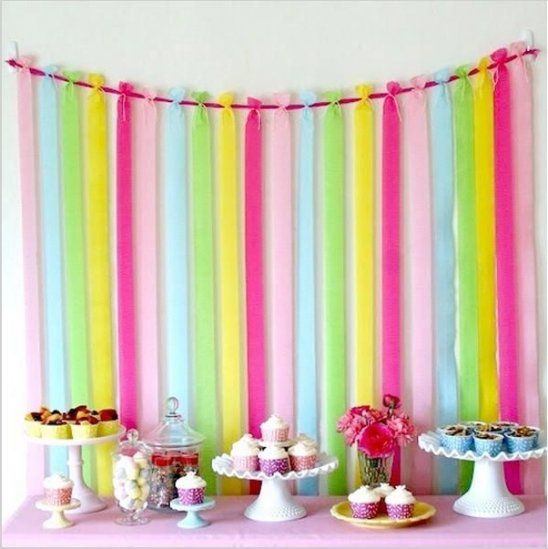 crepe paper design for birthday ; decorating-ideas-with-crepe-paper-streamers-10-10m-roll-crepe-paper-streamers-decoration-diy_decorating-ideas-with-crepe-paper-streamers-on-diy-party-decorations-ideas-birthday