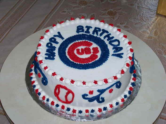 cubs happy birthday meme ; Cubs%252BCake