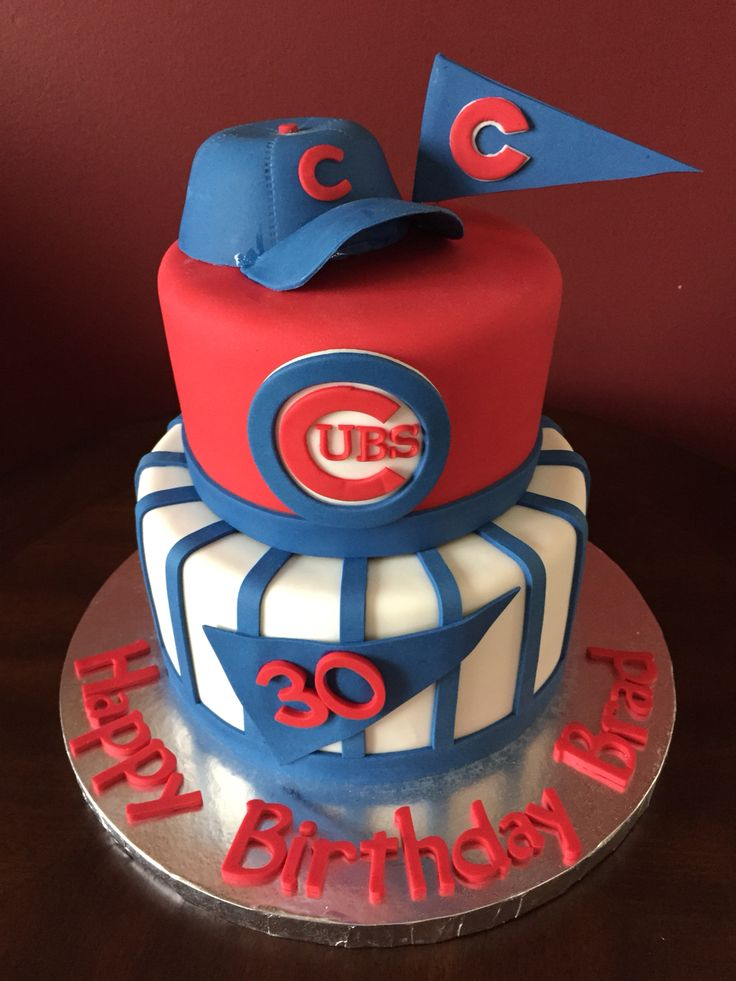 cubs happy birthday message ; birthday-cake-chicago-34-best-chicago-cubs-cakes-images-on-pinterest-chicago-cubs-cake-recipe