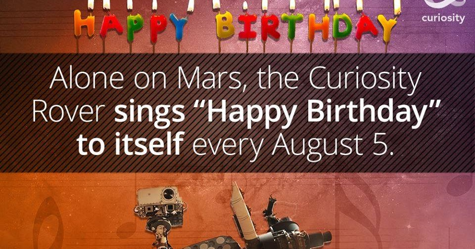 curiosity rover sings happy birthday ; 13880252_1770025969903035_691696532060035588_n