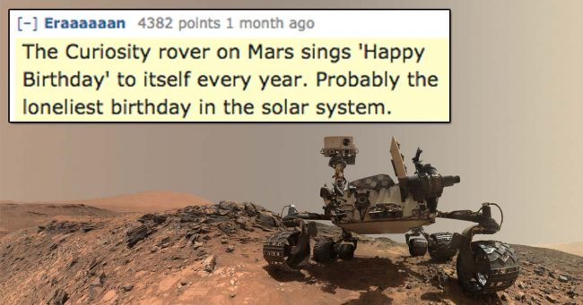 curiosity rover sings happy birthday ; KtxdmfE-650x341