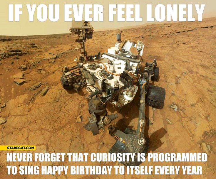 curiosity rover sings happy birthday ; curiosity-rover-sings-happy-birthday-2