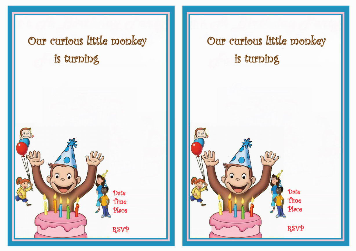 curious george birthday card printable ; curious_george_invitation3