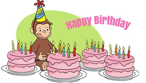 curious george birthday card printable ; feccb288879976a418a0c48c9b5e5f81
