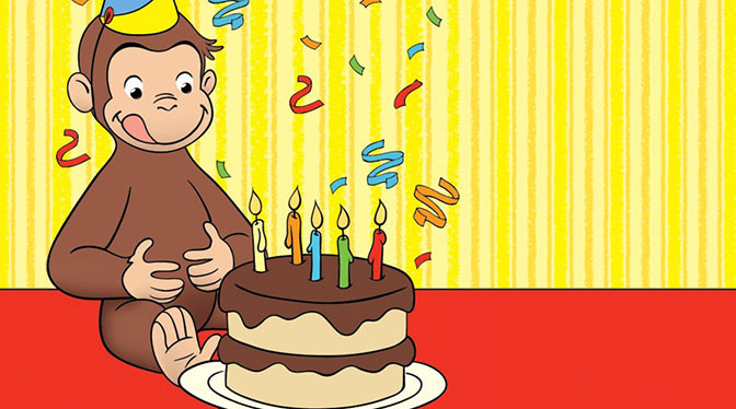 curious george birthday card printable ; free-printable-curious-george-invitations-inspirational-curious-george-birthday-cards-free-clipart-gallery-of-free-printable-curious-george-invitations