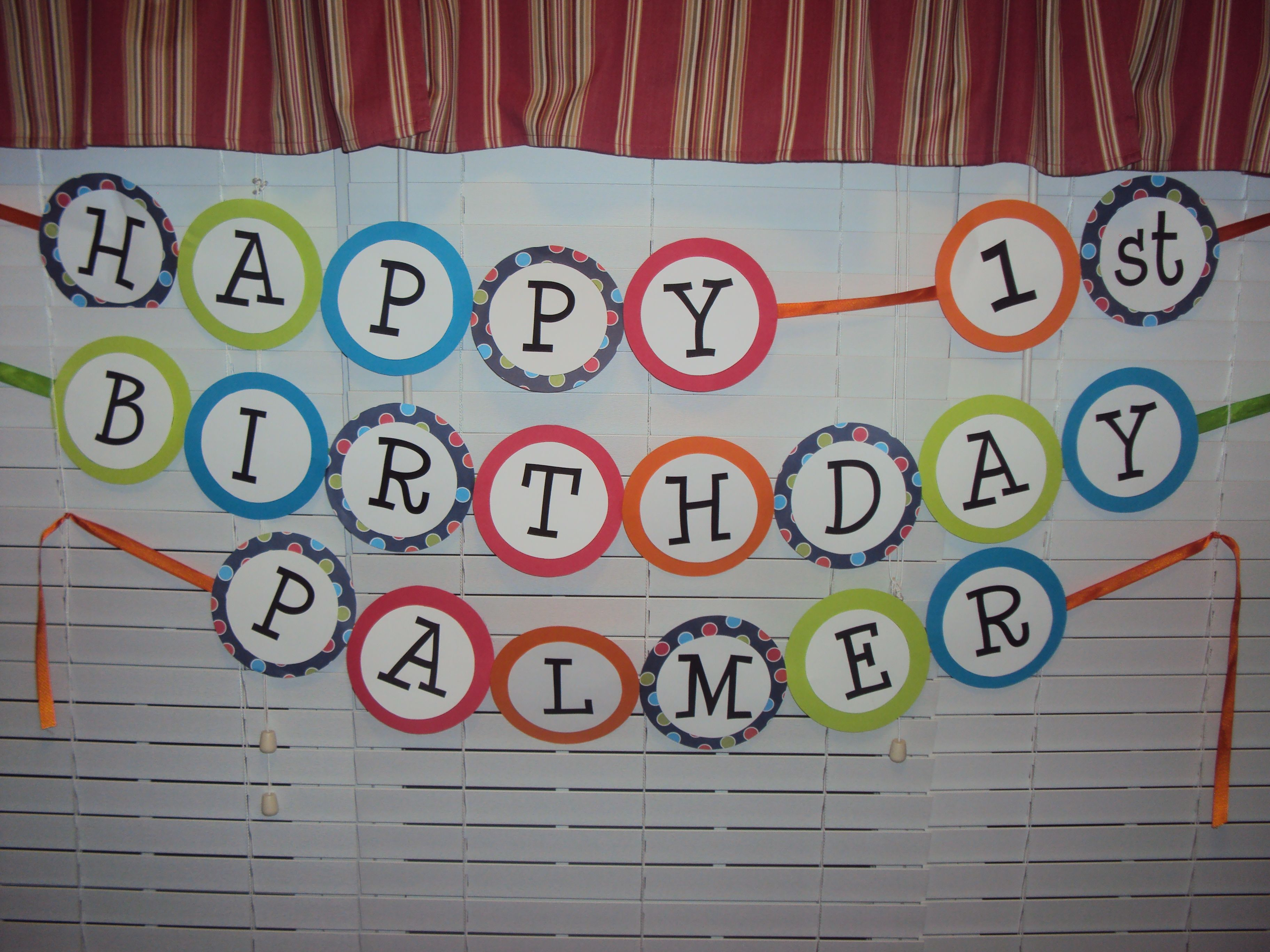 customize your own birthday banner ; 361127438d45bf94e30cd2e0709c106d