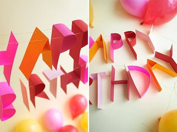 customize your own birthday banner ; customize-your-own-birthday-banner-new-diy-3d-paper-birthday-banner-typography-of-customize-your-own-birthday-banner