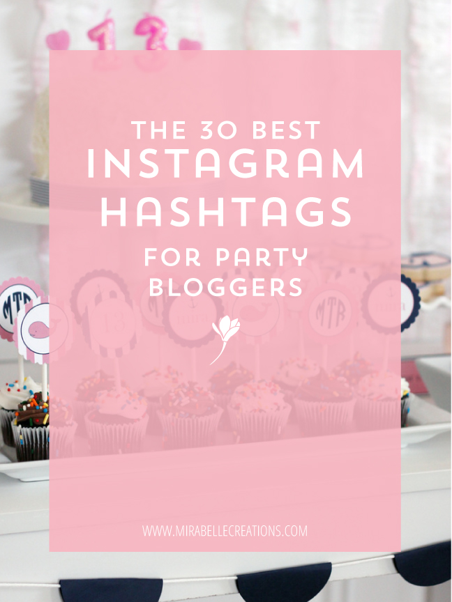 cute birthday hashtags ; Instagram-Hashtags