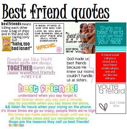 cute birthday message for best friend tagalog ; funny-quotes-for-best-friend-birthday-981