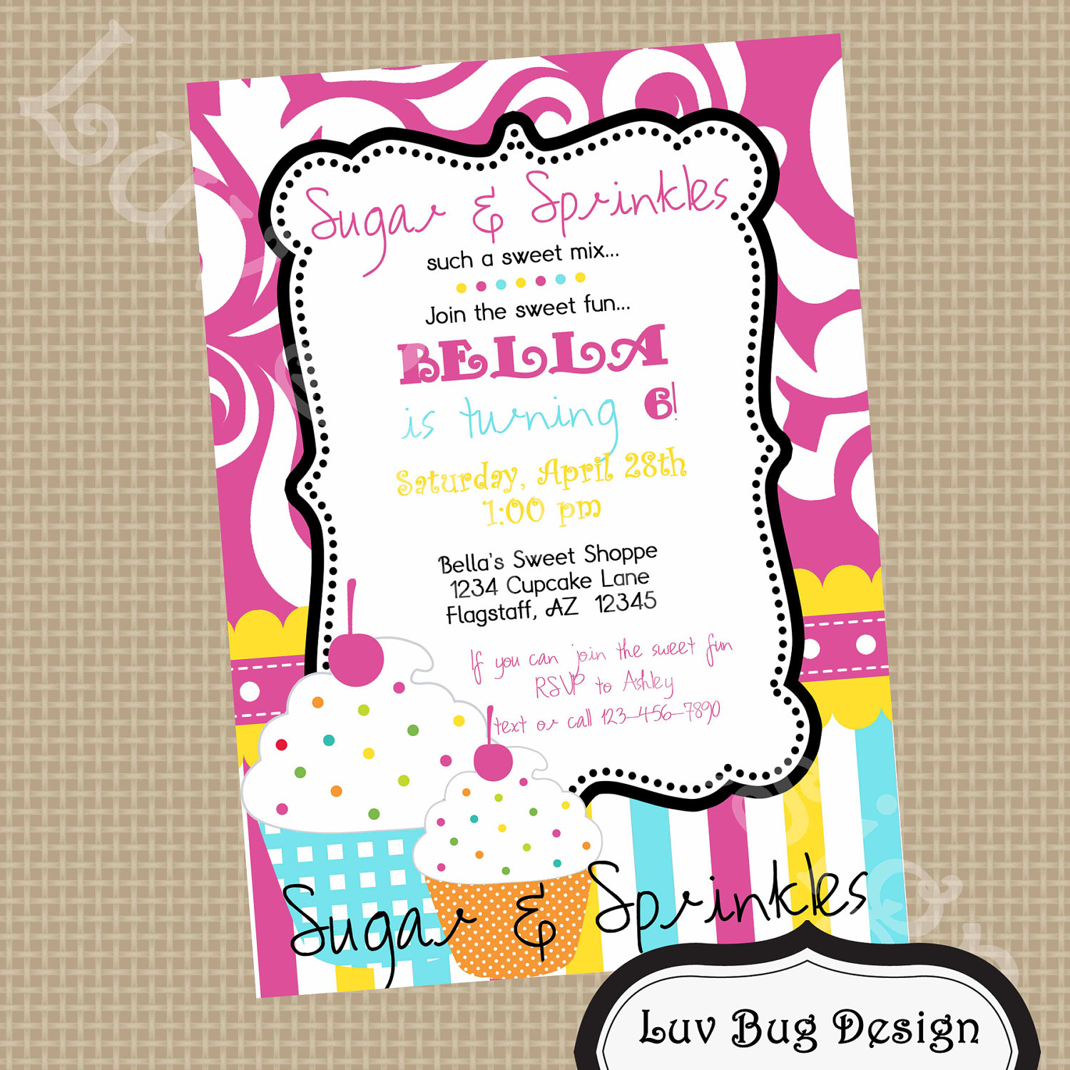 cute birthday party invitation ideas ; Cute-birthday-invitations-and-get-inspired-to-create-your-own-birthday-invitation-design-with-this-ideas-16