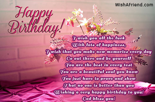 cute birthday rhymes ; 13611-cute-birthday-poems