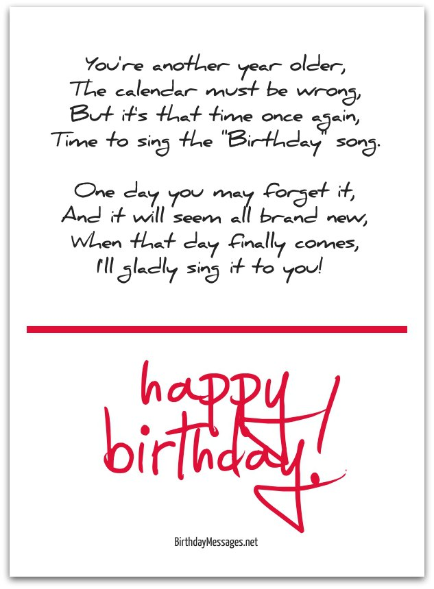 cute birthday rhymes ; cute-birthday-poems2E