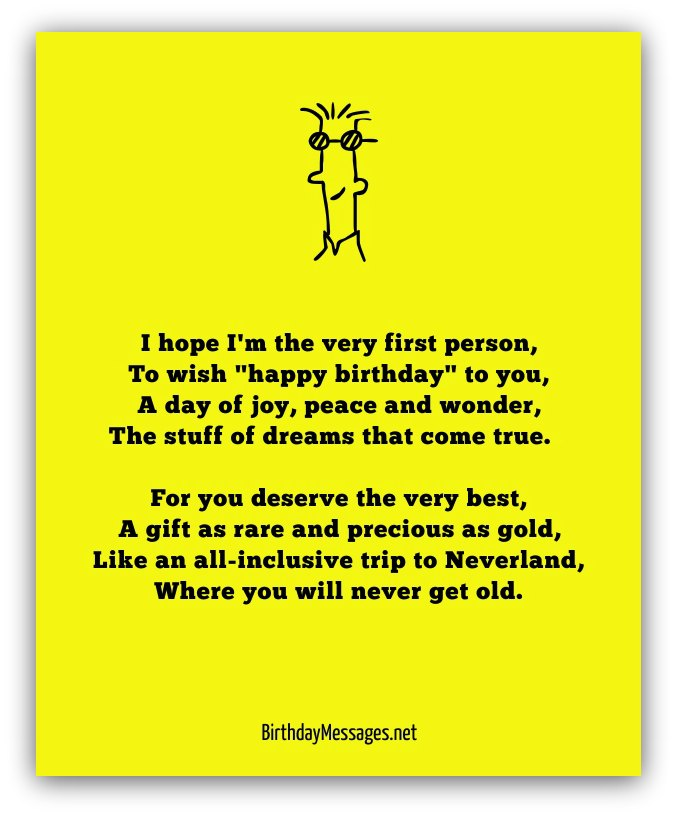 cute birthday rhymes ; happy-birthday-poems4E