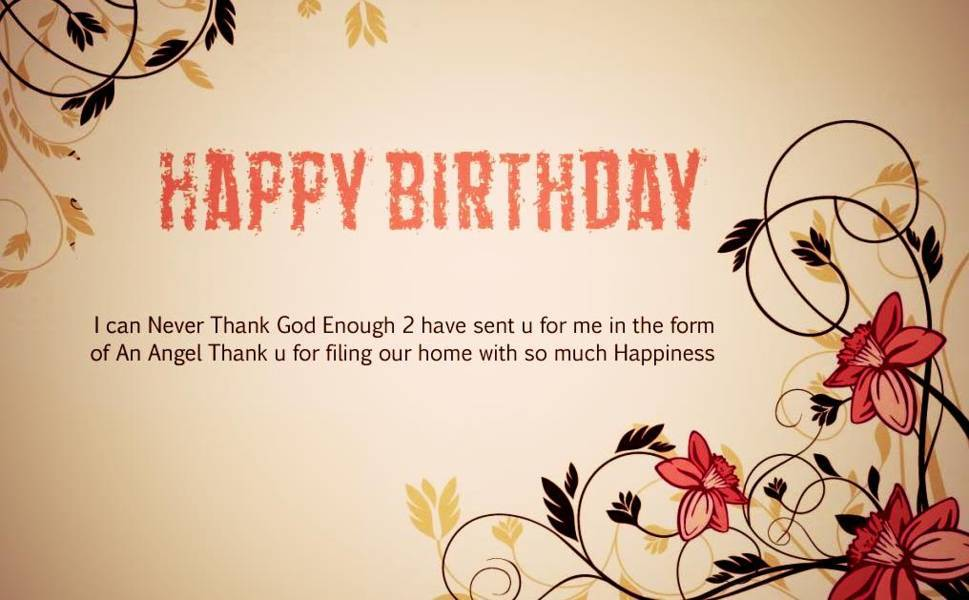cute happy birthday quotes ; most-romantic-and-cute-birthday-greetings-sms-wishes-and-quotes-321211
