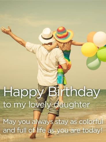 daughter birthday message to her father ; 1st-birthday-quote-for-daughter-min