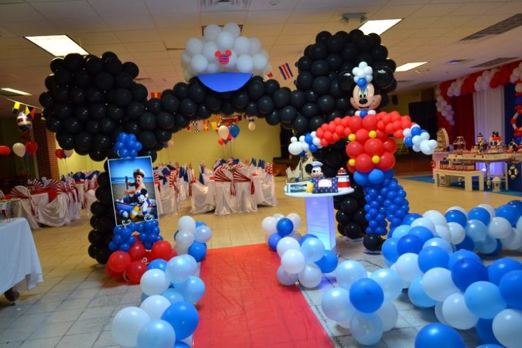 decoration themes for birthday parties ; 2-2