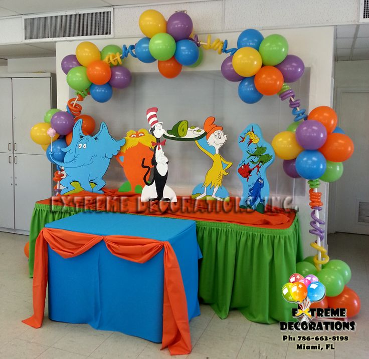 decoration themes for birthday parties ; 711e24b1eac41e87e3309e7ff9d094bb--kids-birthday-decorations-cake-table-decorations