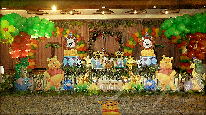 decoration themes for birthday parties ; jungle-themed-birthday-party-decoration-Lahore-Pakistan-06