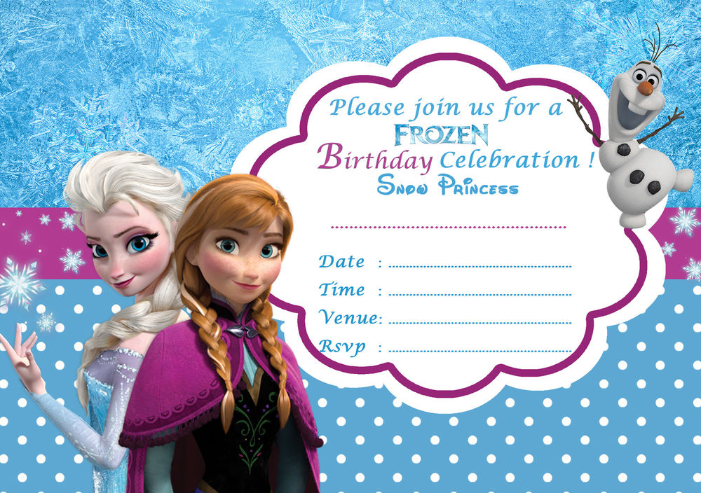 disney frozen printable birthday cards ; frozen-birthday-invitation-template-by-means-of-creating-sensational-outlooks-around-your-Birthday-Invitation-Templates-2
