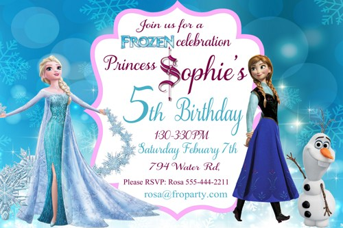 disney frozen printable birthday cards ; printable-frozen-birthday-invitations-in-support-of-invitations-your-Birthday-Invitation-Templates-with-beautiful-ornaments-17