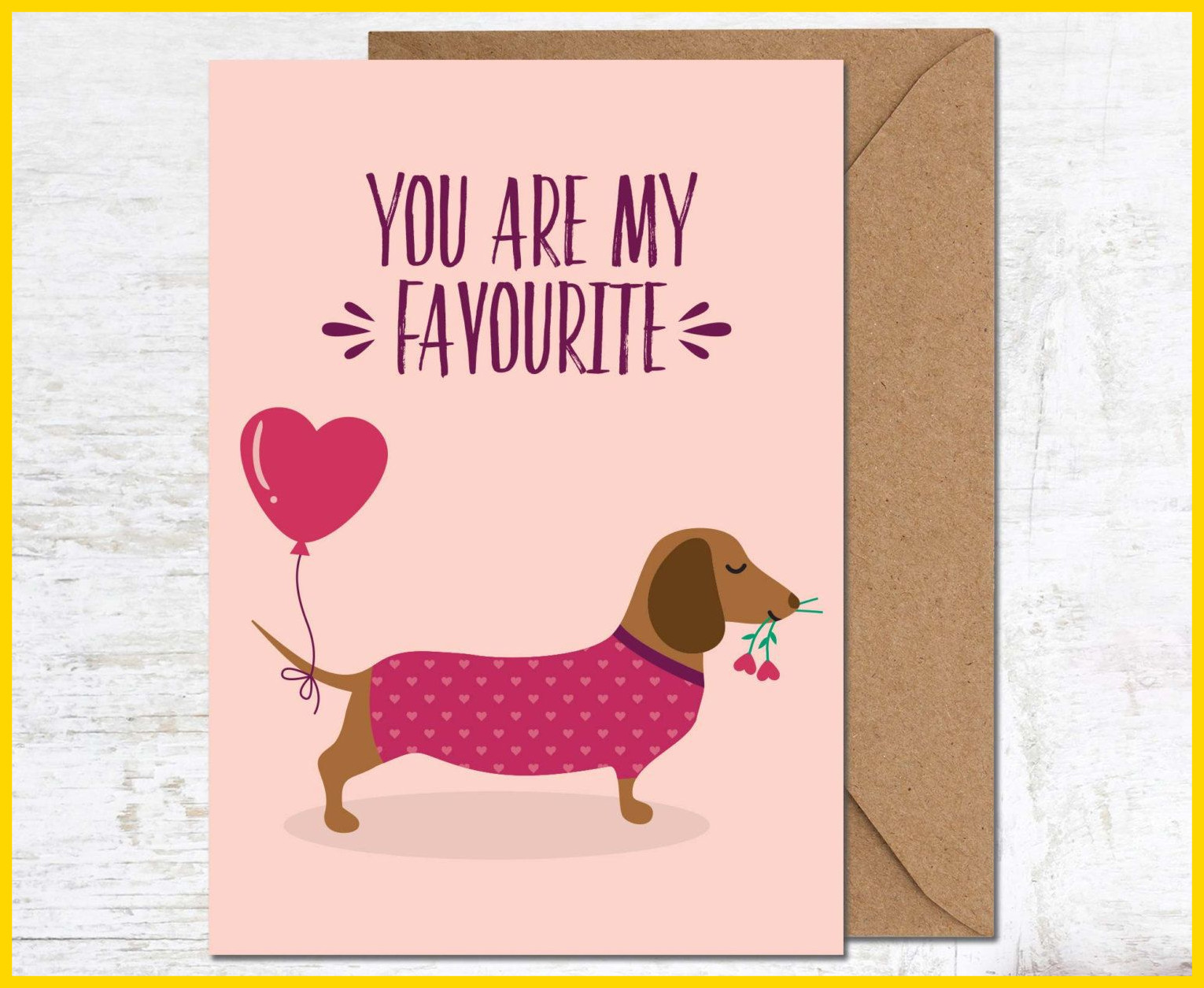 dog birthday card sayings ; incredible-dachshund-birthday-card-anniversary-sausage-dog-pic-for-cute-valentine-styles-and-sayings-trends