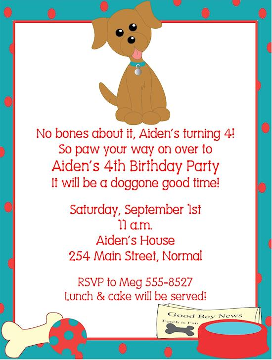 dog birthday invitations free printable ; 500b8e9f2bb8ba0b0d947507d3ae2f47