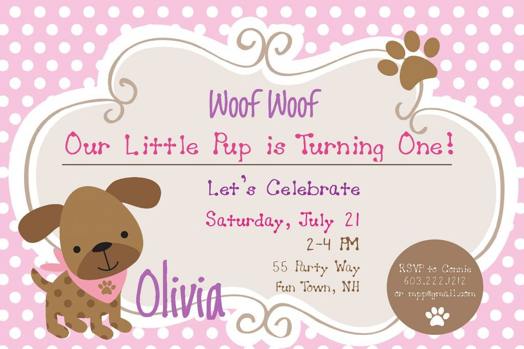 dog birthday invitations free printable ; Fabulous-Dog-Birthday-Invitations-Free-Printable-1024x683