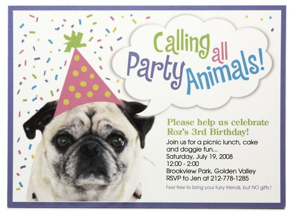 dog birthday invitations free printable ; dog-birthday-invitations-template