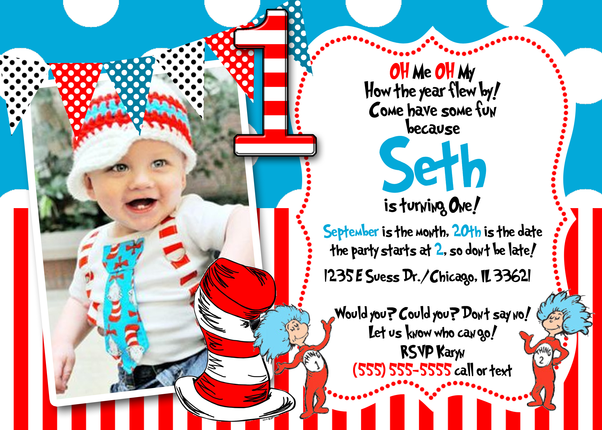 dr seuss first birthday poem ; Dr-seuss-1st-birthday-invitations-to-get-ideas-how-to-make-your-own-birthday-invitation-design-1