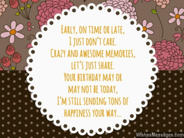 early birthday poem ; Cute-birthday-card-for-advance-early-wishes-before-the-day-640x480