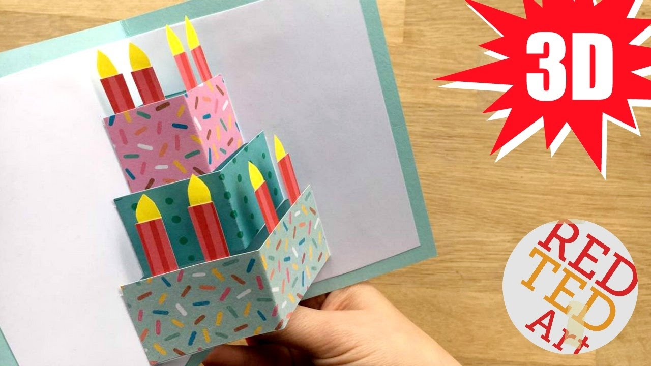 easy card making ideas for birthday ; maxresdefault